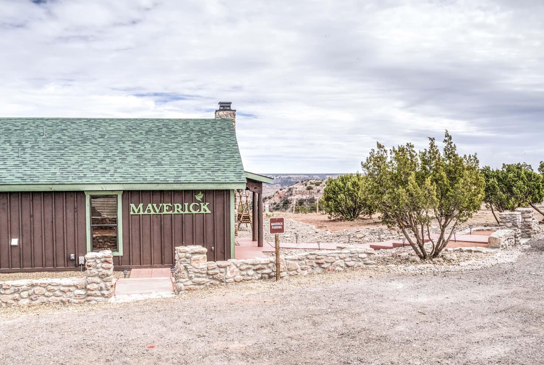 Maverick Cabin Photo Gallery