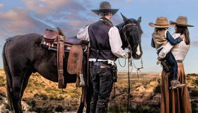 Horseback Magazine Rodeo Issue - Experience Palo Duro!